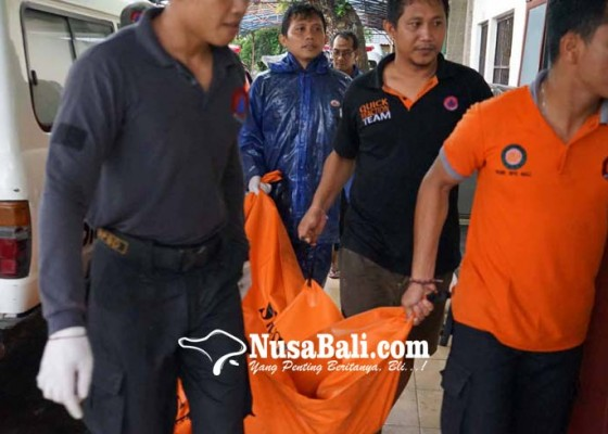 Nusabali.com - dadong-70-tahun-tewas-terseret-arus-tukad-buu-sejauh-2-kilometer