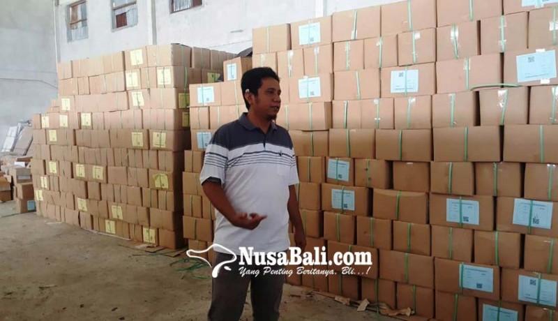 www.nusabali.com-surat-suara-pemilu-sudah-mulai-didistribusikan