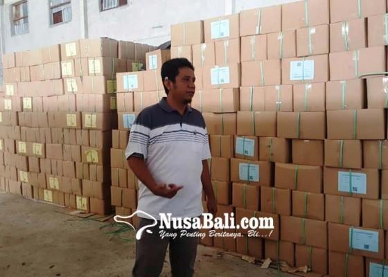 Nusabali.com - surat-suara-pemilu-sudah-mulai-didistribusikan