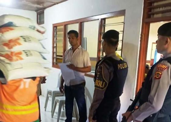 Nusabali.com - distribusi-rastra-dikawal-polisi