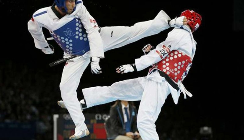 www.nusabali.com-walikota-cup-targetkan-diikuti-500-taekwondoin