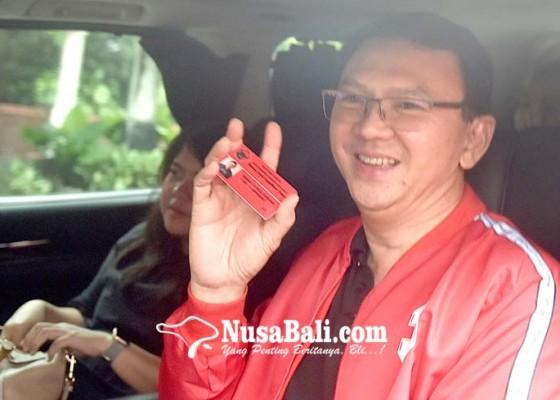 Nusabali.com - pdip-partai-keempat-ahok-di-panggung-politik