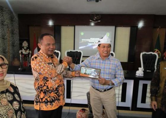 Nusabali.com - jembrana-belajar-pengembangan-wisata-ke-purwakarta