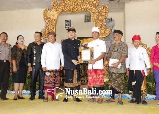 Nusabali.com - yayasan-amara-bhawana-sastra-diresmikan