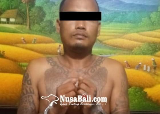 Nusabali.com - polsek-sukawati-amankan-pencuri-hp