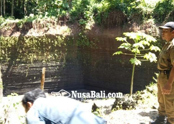 Nusabali.com - satpol-pp-bali-tutup-3-lokasi-galian-c