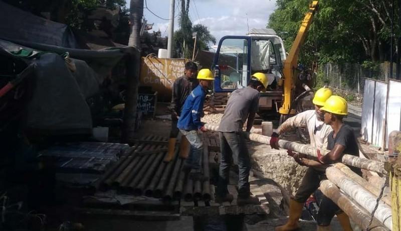 www.nusabali.com-dinas-lhk-stop-proyek-penanaman-kabel-listrik