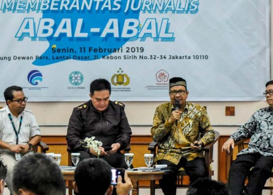Nusabali.com - dewan-pers-bentuk-satgas-media-online