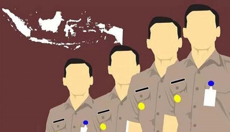 www.nusabali.com-calon-pelamar-p3k-datangi-kantor-badan-kepegawaian