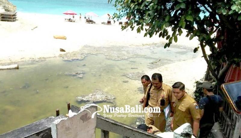 www.nusabali.com-limbah-cair-cemari-pantai-dreamland