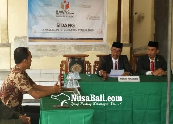 Nusabali.com - dua-caleg-golkar-terseret-pelanggaran-kampanye