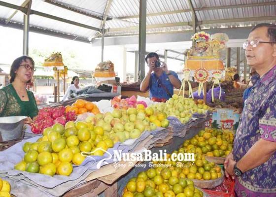 Nusabali.com - pasar-banjar-jadi-contoh-pasar-bersih-dan-sehat