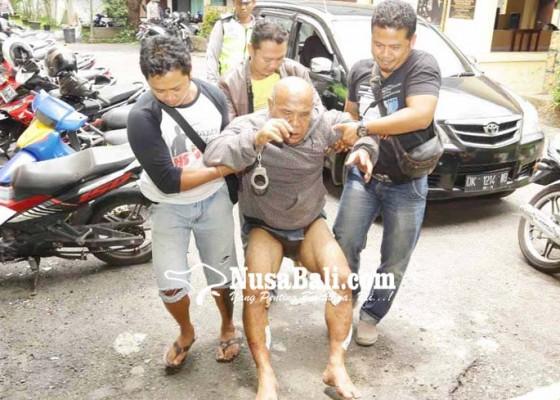Nusabali.com - tiga-tembakan-lumpuhkan-residivis-curat