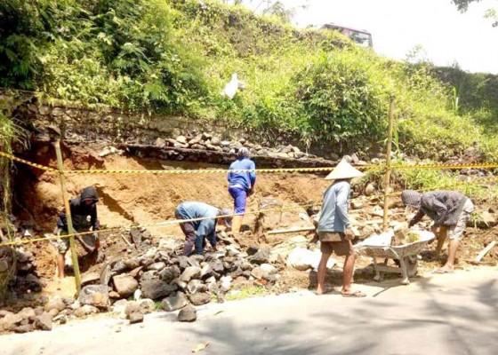 Nusabali.com - pemkab-badung-perbaiki-senderan-saluran-irigasi-di-sulangai
