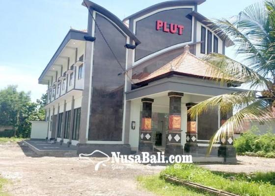 Nusabali.com - pemanfaatan-gedung-plut-tunggu-pengisian-konsultan