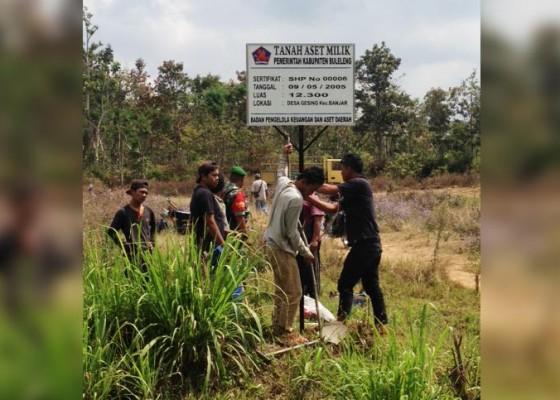 Nusabali.com - ratusan-aset-daerah-belum-bersertifikat