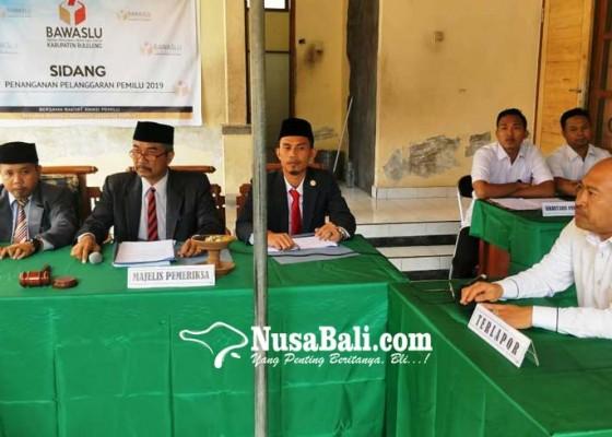 Nusabali.com - tiga-caleg-terancam-sanksi-teguran