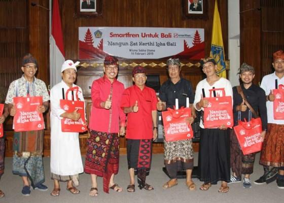 Nusabali.com - gubernur-koster-apresiasi-langkah-smartfrend-dukung-visi-nangun-sat-kerthi-loka-bali