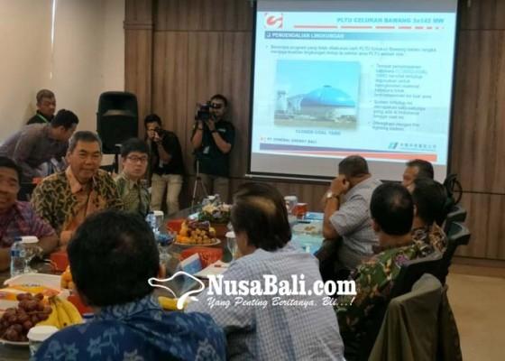 Nusabali.com - pihak-pltu-celukan-bawang-tetap-ingin-gunakan-bahan-bakar-batu-bara