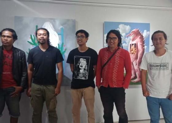 Nusabali.com - perupa-cilik-dewasa-gelar-pameran-bersama