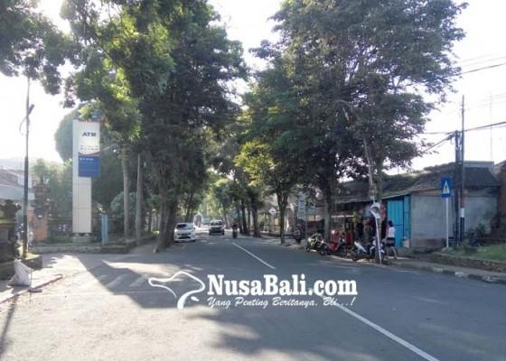Nusabali.com - pju-di-kota-bangli-padam
