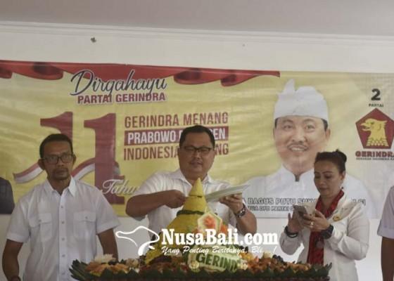 Nusabali.com - gerindra-bali-siapkan-saksi-berlapis