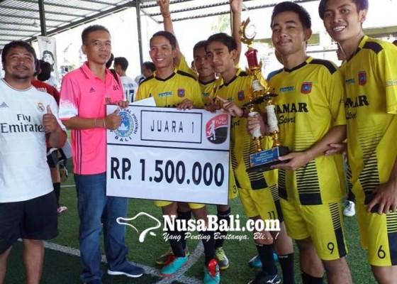 Nusabali.com - damar-fc-juara-turnamen-u-21