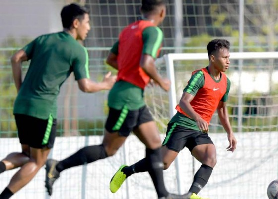 Nusabali.com - timnas-u-22-tampilkan-sepakbola-menyerang