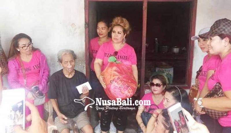 www.nusabali.com-buldog-angel-baksos-ke-warga-berkebutuhan-khusus
