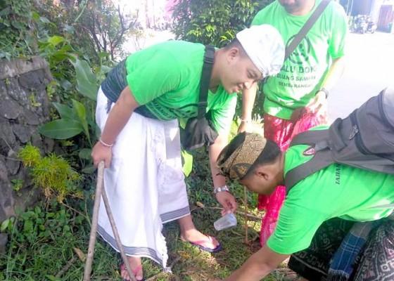 Nusabali.com - perangi-sampah-kelompok-pemuda-bentuk-gerakan-tkp