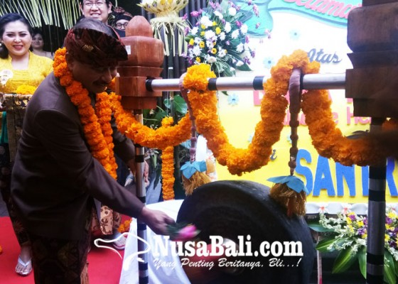 Nusabali.com - menpar-ri-hadiri-grand-opening-bebek-timbungan