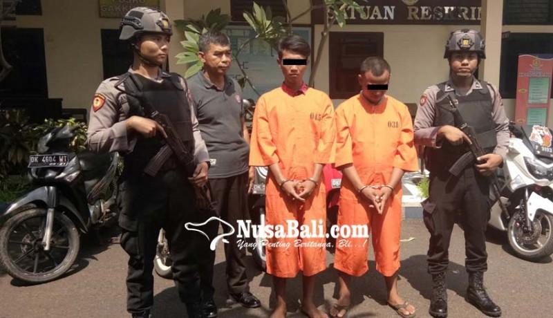 www.nusabali.com-sempat-kabur-dari-rsj-bangli-pelaku-pencurian-motor-ditangkap-kembali