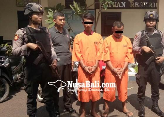 Nusabali.com - sempat-kabur-dari-rsj-bangli-pelaku-pencurian-motor-ditangkap-kembali