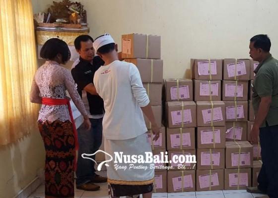 Nusabali.com - kpu-badung-terima-surat-suara-dpd-ri
