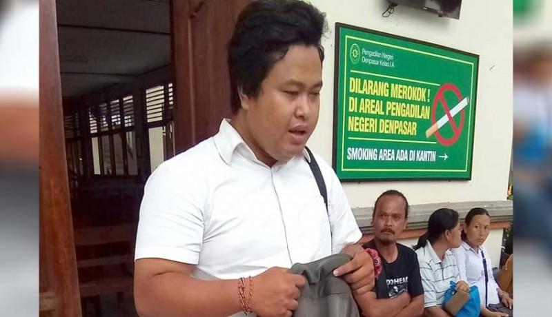 www.nusabali.com-terdakwa-dosen-cabul-tidak-ditahan