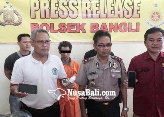 Nusabali.com - curi-hp-petugas-kebersihan-puskesmas-dijuk