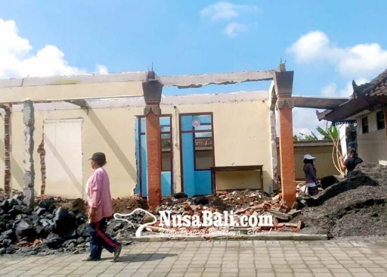 Nusabali.com - lpd-penglipuran-bangun-kantor