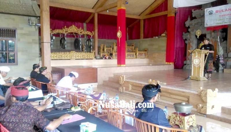 www.nusabali.com-pimpinan-opd-lomba-sambrama-wacana