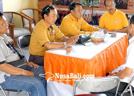 Nusabali.com - apk-hilang-hanura-lapor-ke-bawaslu