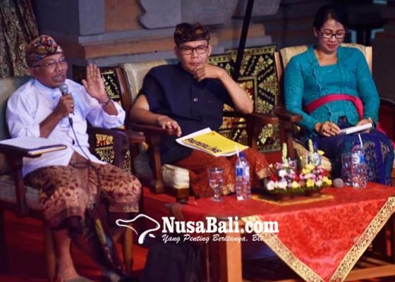 Nusabali.com - perlu-dibuat-kesatuan-tafsir-tentang-tari-rejang-renteng