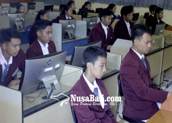 Nusabali.com - unbk-di-sekolah-tetangga-bebani-psikis-siswa