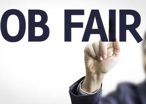 Nusabali.com - job-fair-tahun-2019-tunggu-arahan-pusat