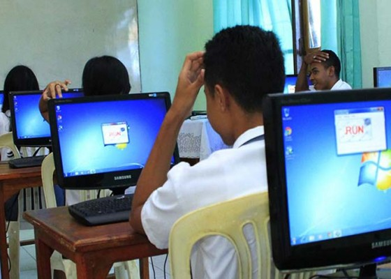Nusabali.com - 39-smp-di-denpasar-siap-unbk