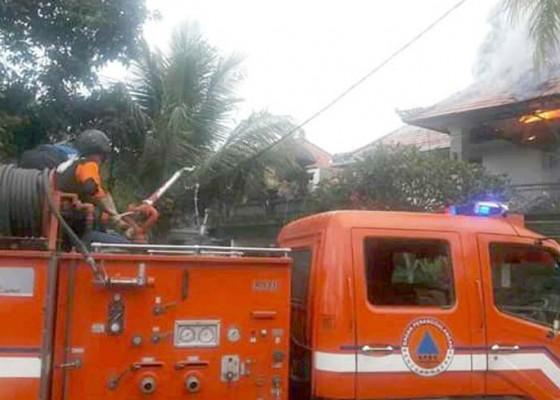 Nusabali.com - korsleting-listrik-rumah-mewah-ludes