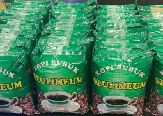 Nusabali.com - puluhan-kilo-paket-bungkus-kopi-isi-ganja