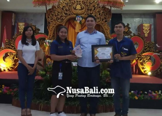 Nusabali.com - pagelaran-paras-ict-iv-stiki-indonesia