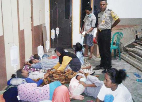 Nusabali.com - keracunan-158-warga-maluku-tengah-diare