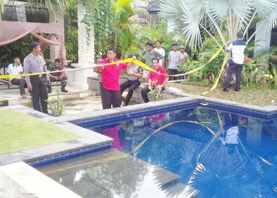 Nusabali.com - mandi-di-kolam-villa-bocah-lima-tahun-tewas-tenggelam