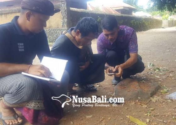 Nusabali.com - balai-pelestari-cagar-budaya-teliti-tinggalan-megalithikum-di-tejakula