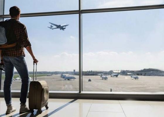 Nusabali.com - kedatangan-wisman-melalui-bandara-naik